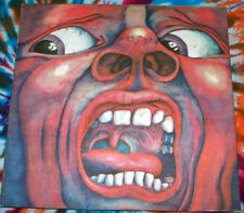 KING CRIMSON In the Court Of the Crimson King ATLANTIC 1969 rare Record Club NM