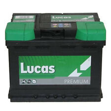 Lucas Premium lp027 12V 60Ah Car Battery