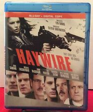 Haywire (Blu-ray Disc, 2012)Used Once - Free S&H - Michael Douglas - Bill Paxton