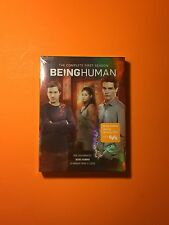 Being Human: The Complete First Season (DVD, 2011, 4-Disc Set)