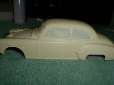 Resin 50 Olds Sedan Body