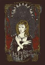 La Belle et la BETE MOVIE POSTER Limited Edition SilkScreen DA MARTELLO