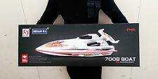 "Rtr 28"" Syma rc radio control electric bleu 7008 Streak racing fast speed boat"