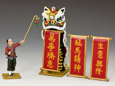 HK245 The Lion Dance Set by King & Country