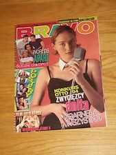 BRAVO 5 1995 * Anita Lipnicka on cover * Shannen Doherty * Worlds Apart