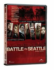 Battle in Seattle --BRAND NEW FACTORY SEALED-B4