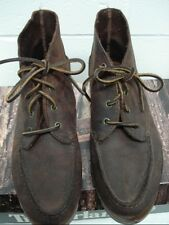 Timberland Hampton NH Leather Ankle Boots Lace up Chukka Womens Size 8.5