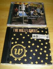 The Wallflowers Bringing Down The Horse and Breach 2 CDs