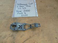 VOLKSWAGEN GOLF NEAR SIDE DOOR HANDLE CARRIER  1.6 SR 2000  MARK 4