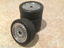 1/18 autoart ford sierra cosworth wheel set modified tuning umbau diorama