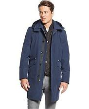 $495 Michael Kors CONWAY 3-in-1 Classic Fit Vest Jacket Rain Coat NAVY XXL NWT