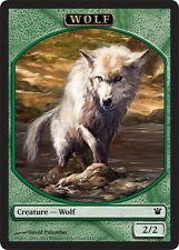 10x*Wolf Token*SAME ART*Innistrad**Magic the Gathering MTG**FTG