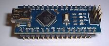 Arduino Nano V3.0  Compatible- ATmega328 Mini USB  CH340 Chip + Cable UK stock