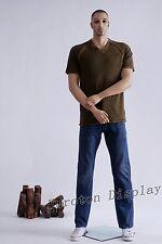 WM13  Hochwertige Schaufensterpuppe Schaufensterfigur Mannequin  männlich