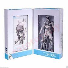 """SDCC Blueline Edition Batman By Jim Lee Action Figure 6"""" Comics DC Collectibles"""