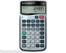 NEW! Real Estate Master IIIX 3405 Financial Calculator