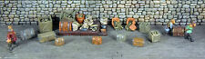 Painted Forgotten Treasure Hoard - Works with Dwarven Forge and DnD D&D
