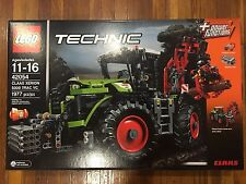 NEW LEGO TECHNIC CLAAS XERION 5000 TRAC VC (42054).