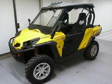 NEW BRP UTV COMMANDER HALF DOOR KIT COMPLETE 1000 800 XT X LTD 2010 - 2013 SALE!