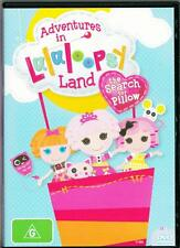 ADVENTURES IN LALALOOPSY LAND THE SEARCH FOR PILLOW -REGION 4 DVDFREE LOCAL POST