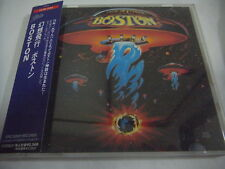 BOSTON-same JAPAN Press w/OBI Kansas TOTO Journey Kiss Yes Genesis EL&P Asia