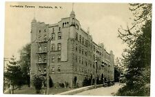 Hartsdale NY - HARTSDALE TOWERS APARTMENT BUILDING - Postcard