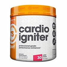 Top Secret Nutrition Cardio Igniter Watermelon  30 Servings Sport