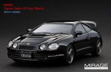 SALE!! HPI #8305 Toyota Celica GT-Four Black 1/43 RESIN Model