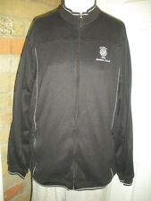 Men's Adidas PCMGA 2012 Member-Guest Size XL Zip Up Black & Grey Jacket CB337