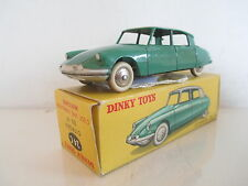FRENCH DINKY TOYS 24C CITROEN DS 19 9 EN BOITE MIB VERY NICE L@@K