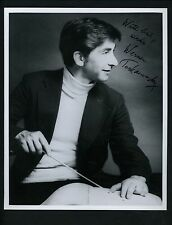 Werner Torkanowsky Conductor New York City Opera Signed Autographed 8x10 Photo