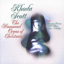 Rhoda Scott - Hammond Organ Of Christmas [CD New]