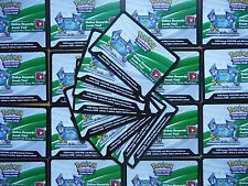 10x Bundle Pokemon TCG Code Cards - XY Evolutions