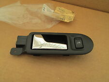 VW GOLF MK4 BORA LEFT INNER DOOR HANDLE 3B2837113GB41 3B2837113JB41 NEW VW PART