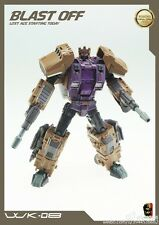 Transformers WuKong Warbotron WK-08 Blast Off,In stock!