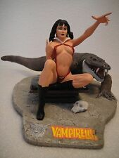 SIDESHOW VAMPIRELLA 25th ANNIVERSARY LIMITED EDITION STATUE By FRANK FRAZETTA