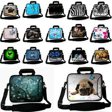 "15"" Laptop Shoulder Bag Messenger Case For Dell Inspiron 15.6"" Toshiba Satellite"