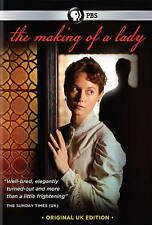 The Making of a Lady (DVD, 2014) Ex library
