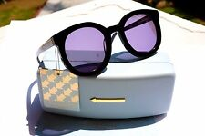 Authentic Karen Walker Super Duper Black sunglasses *NEW IN BOX*