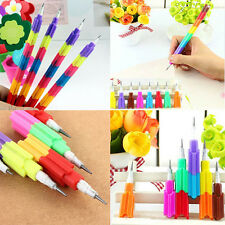 2x New Mini 8 Colors Pencils Stacker Swap Building Block For Kid's Best Choice