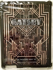 *rare* The Great Gatsby Apple iPad case black iPad2 iPad3 iPad4