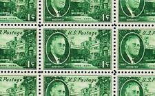 1945 - FDR & HYDE PARK - #930 Full Mint -MNH- Sheet of 50 Postage Stamps
