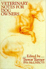 Veterinary Notes for Dog Owners by Trevor Turner (Paperback, 1990)
