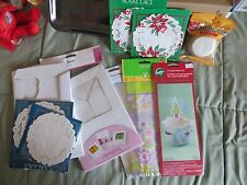 Easter, Christmas Cup Cake bags and Boxes