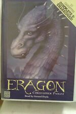 Eragon by Christopher Paolini: Unabridged Cassette Audiobook (NN4)