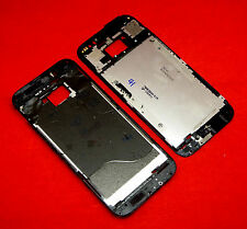Original HTC One M8 Display Touchscreen Rahmen Bezel Frame Front Cover Gehäuse