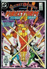DC Comics SECRET ORIGINS #4 FIRESTORM VFN/NM 9.0