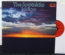 THE SPOTNICKS - Indigo   Polydor  LP  1979