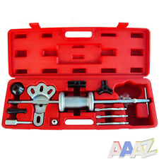 16Pc Axle Slide Hammer / Dent Panel Puller Set Car Van Garage Tools Carry Case