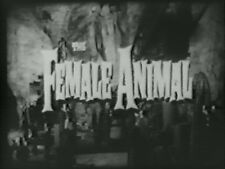 THE FEMALE ANIMAL 1958 (DVD) HEDY LAMARR, JAN STERLING